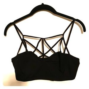 NWT Express One Eleven Strappy Bralette Top